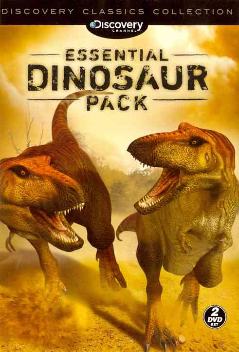 DISCOVERY ESSENTIAL DINOSAUR PACK BY HORNER,JACK (DVD)